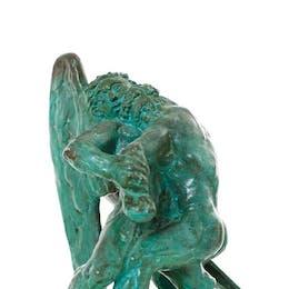 Jakob brottas med ängeln